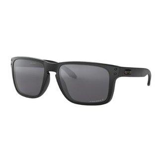 6edba833d Óculos de Sol Oakley Holbrook XL Matte Black W/ Prizm Black Polarized