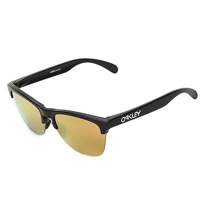 Óculos de Sol Oakley Frogskins Lite Prizm Hydrophobic Masculino