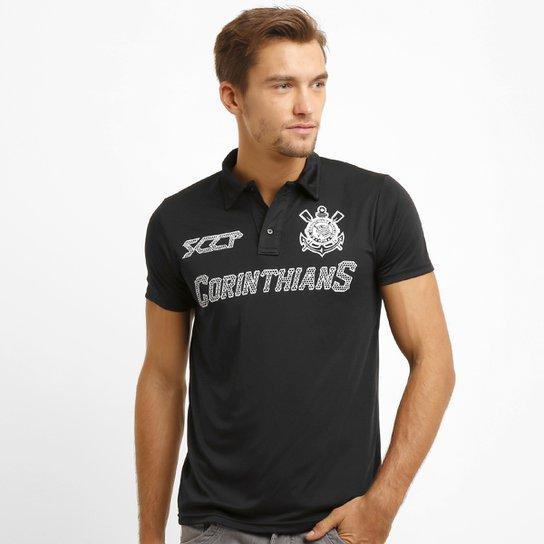 Camisa Polo Corinthians Dry Impact - Compre Agora  9665c8b376bca