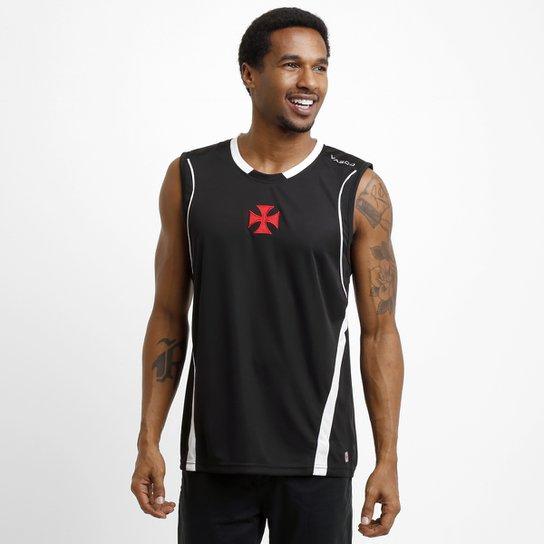 Camiseta Regata Vasco Logo Centro - Compre Agora  414ba76b39330