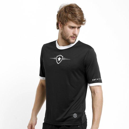 Camiseta Botafogo Glorioso Masculina - Compre Agora  efb5546b82550