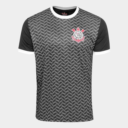 19fd6c792bde0 Camisa Corinthians Libertados Masculina - Preto - Compre Agora ...