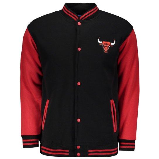 Jaqueta NBA Chicago Bulls - Compre Agora  00d87827855