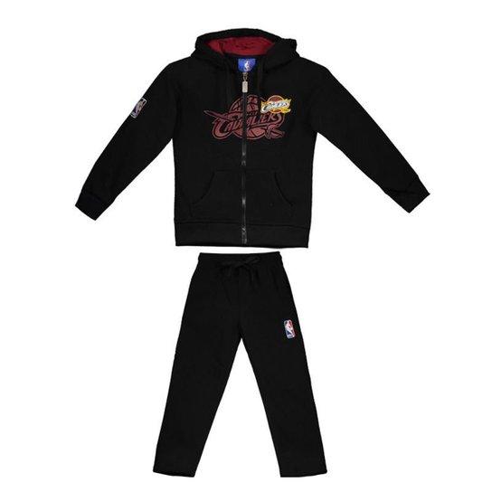 369ea173229 Agasalho NBA Cleveland Cavaliers Infantil - Compre Agora