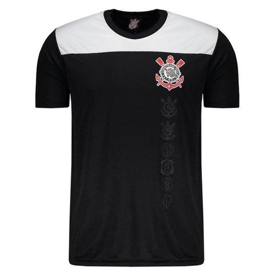 2ffafba942 Camisa Corinthians Stall Masculina - Preto - Compre Agora
