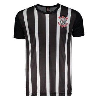 78e6ba599ec59 Camiseta Corinthians Tradição Democracia Corinthiana Masculina