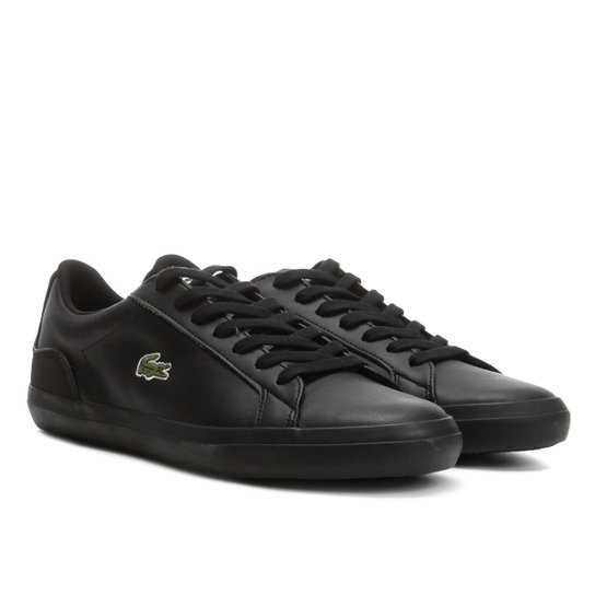 c669a6d14 Sapatênis Couro Lacoste Lerond Masculino | Netshoes