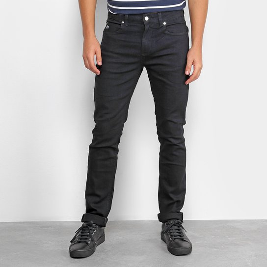 Calça Jeans Skinny Lacoste Lisa Masculina - Compre Agora   Netshoes 7f3ece3d17