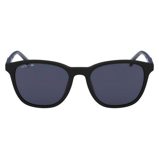 875d97f62f41d Armação Óculos de Sol Lacoste L864S 002 53 - Preto - Compre Agora ...