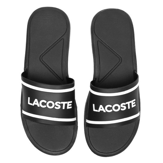 aeb912e33 Chinelo Slide Lacoste Masculino | Netshoes