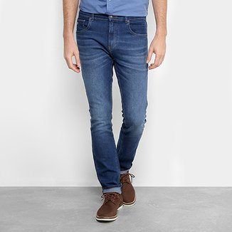 Calça Jeans Skinny Lacoste Estonada Masculina dd13836015