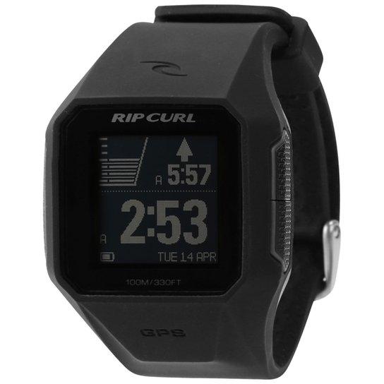 38c7a27a77e Relógio Rip Curl Search Gps - Preto - Compre Agora
