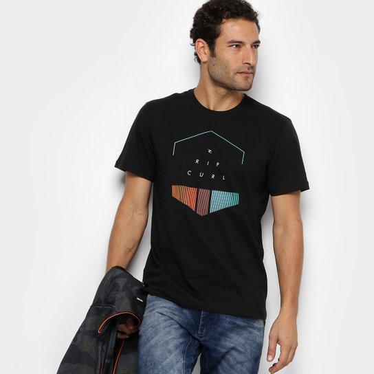 Camiseta Rip Curl Mf Elevate Masculina - Compre Agora  01f9be4ac6f