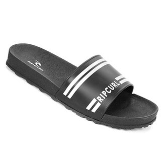 Chinelo Slide Rip Curl Four Lines Masculino
