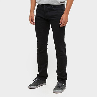 Calça Jeans Rip Curl Black Wave Masculina