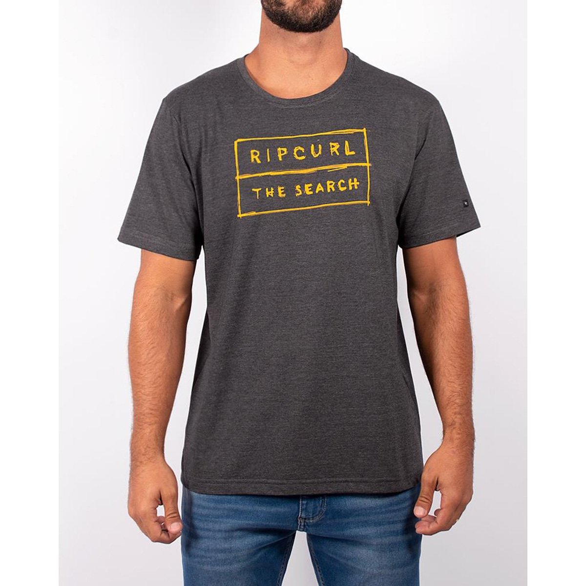 Camiseta Rip Curl Boxed Masculina