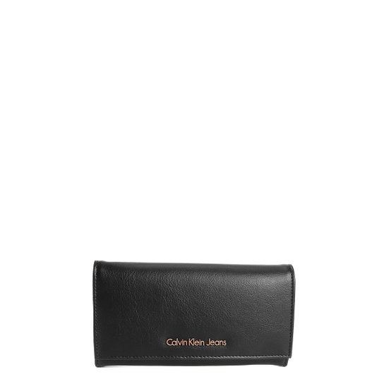 f568e603f Carteira Calvin Klein Logo - Compre Agora | Netshoes