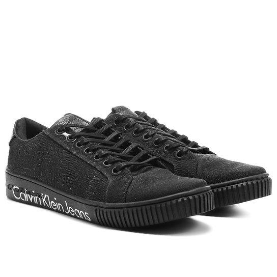 97e18f03b Sapatênis Calvin Klein Baixo Lona | Netshoes