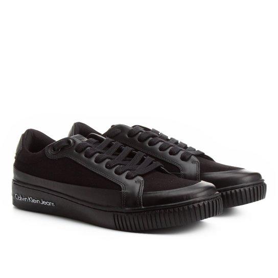 114e0c14ae2da Sapatênis Calvin Klein Recortes Masculino - Compre Agora   Netshoes