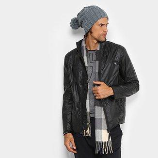 Compre Casaco Calvin Klein Masculino Online   Netshoes a2c92f8543