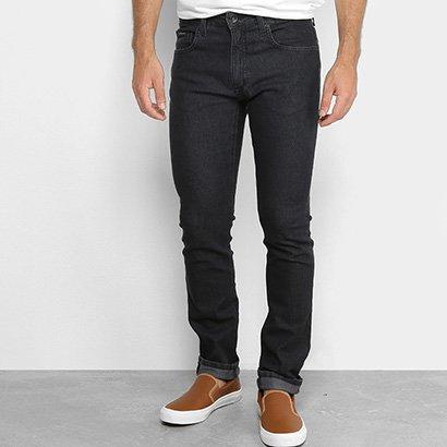 Calça Jeans Skinny Calvin Klein Skinny Black Masculina