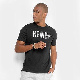 03fa6731e0c43 Camisetas Calvin Klein Masculinas   Netshoes