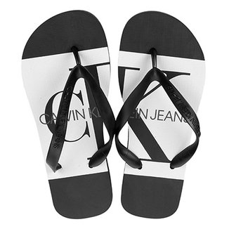 Chinelos Calvin Klein   Netshoes 7dd4c5f07a