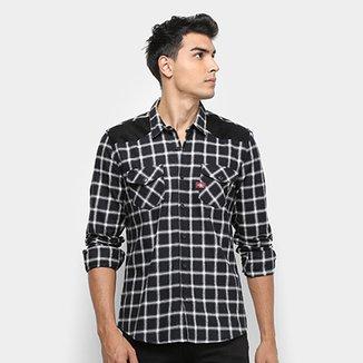 25a535679ab65c Camisas Casuais Calvin Klein | Netshoes