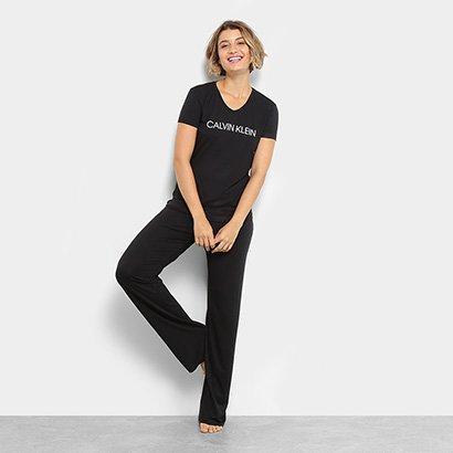 Pijama Calvin Klein Básico Feminino
