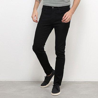 Calça Jeans Skinny Calvin Klein Black Masculina