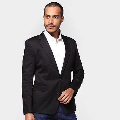Blazer Calvin Klein Slim Essentials Extreme Masculino