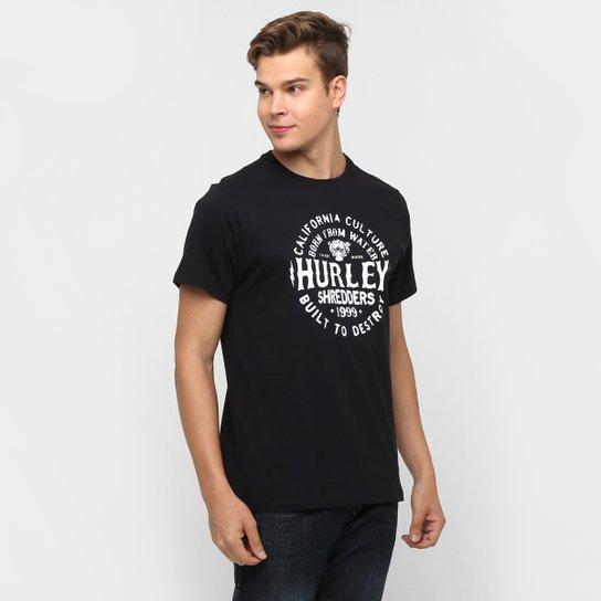 5abb6764c3 Camiseta Hurley Cylindrical - Compre Agora