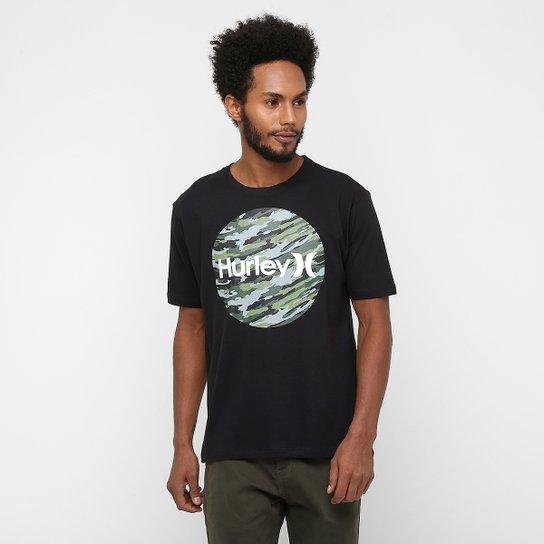 Camiseta Hurley John John Florence Aloha Krush - Compre Agora  f5356b4b20e