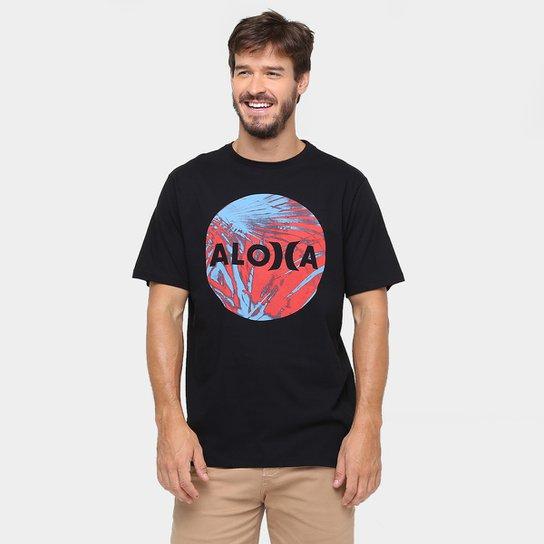 Camiseta Hurley Silk JJF Aloha Krush - Compre Agora  40a0059c1cf
