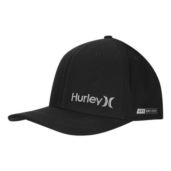 Boné Hurley Aba Curva Mini Masculino - Compre Agora  80a6fe8d51d