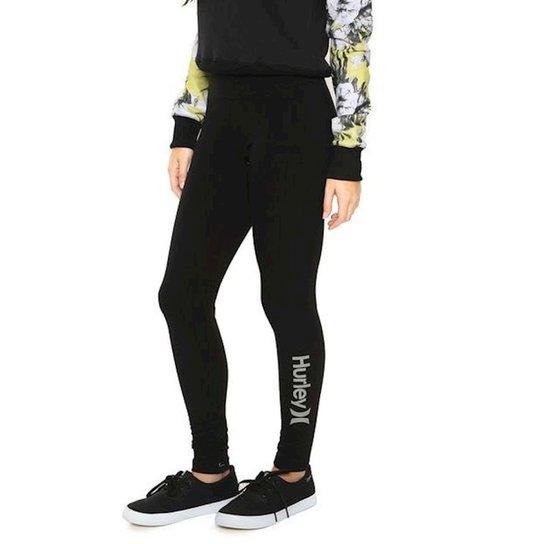 11b806875cf7c Calça Moletom Legging Hurley Feminina - Compre Agora