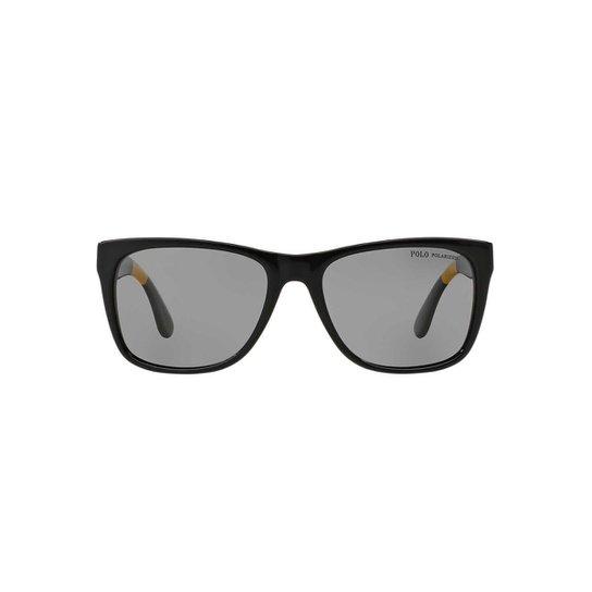 5a82c2652 Óculos de Sol Polo Ralph Lauren Retangular PH4106 Feminino - Compre ...