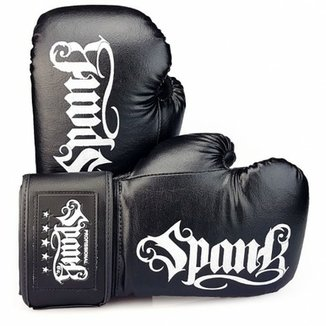 650b4cfbc Luva de Boxe Muay Thai Spank Infantil - 6oz