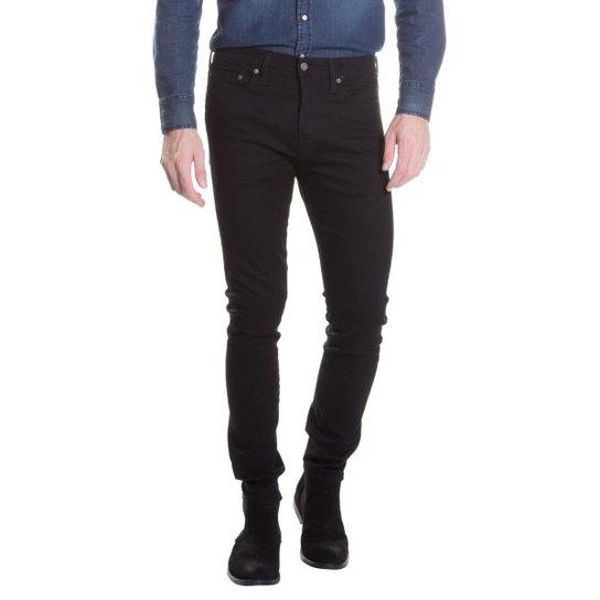 Calça Jeans Levi s 510 Skinny Masculina - Preto - Compre Agora ... 27e67bc244c