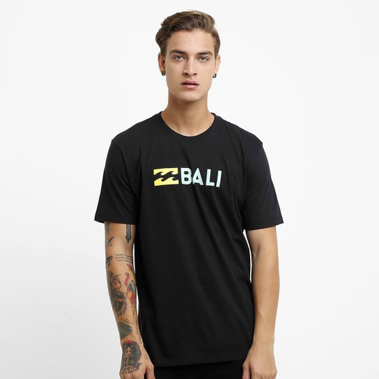 Camiseta Billabong Destination Bali - Compre Agora  05afc60cf73