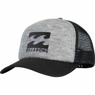Boné Billabong Snap Podium Truck R Grey  Heather a8d34b5f3cd