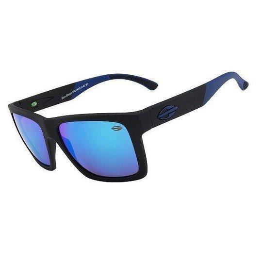 Óculos de Sol San Diego Mormaii - Preto - Compre Agora  520f23b1783