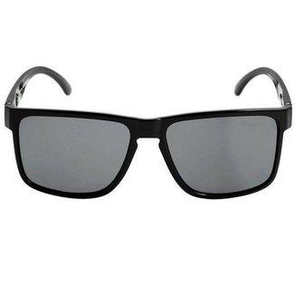 2b13ccf366c15 Óculos de Sol Monterey Preto Brilho Mormaii