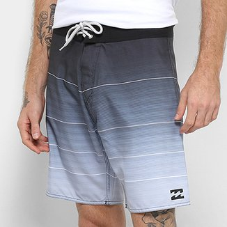Bermuda Billabong Fluid Originals - Masculina