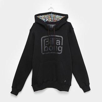 Moletom Billabong Acess Border Masculino