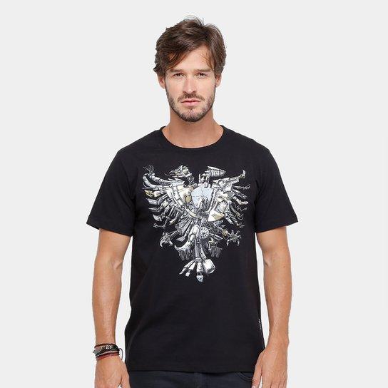 fd5ac9c59 Camiseta Cavalera Aguia Foil Masculina - Compre Agora