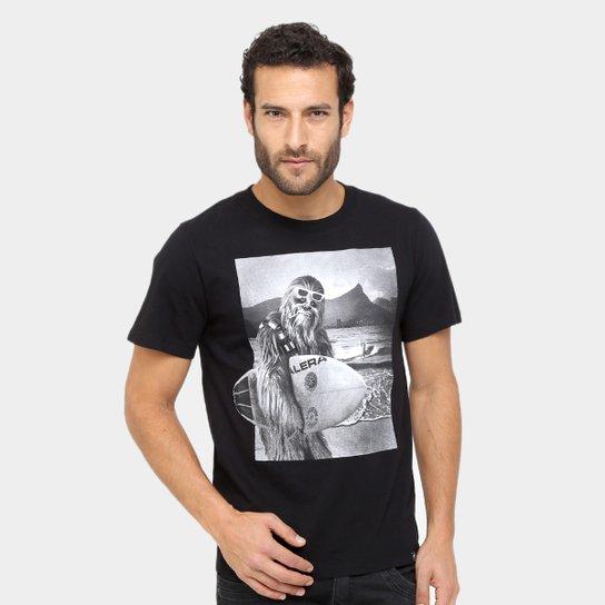 Camiseta Cavalera Chewbacca Masculina - Compre Agora  12e2662b37a