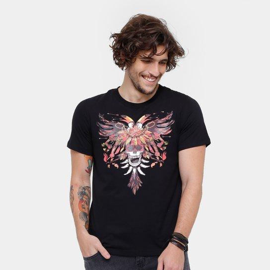 0b9c510a2 Camiseta Cavalera Águia Tucano Masculina - Compre Agora