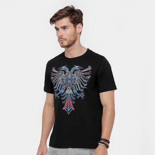 65f119b32 Camiseta Cavalera Águia Componentes Masculina - Compre Agora