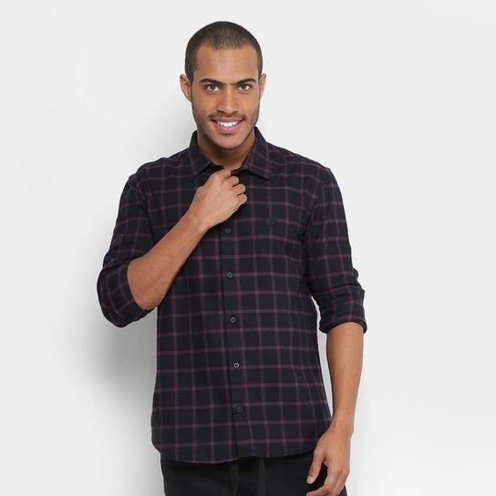 Camisa Xadrez Cavalera Flanelada Masculina - Compre Agora  1718969e7aff5